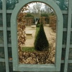 April 2013 - Framed - Burghley Surprise Gardens by Sue Charlton