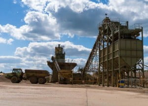 Jun 2014 Photo of the Month - Industrial Landscape by Ann Archer